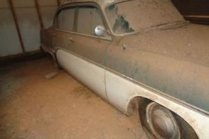 Dodge Kingsway Coronet 1956 Genuine Barn Find Original Complete RARE Mopar Photo