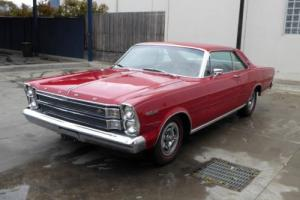 1966 FORD GALAXIE 7LITRE 428V8 AUTO P/STEERING A/COND P/D BRAKES IMMACULATE COND