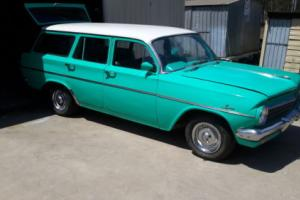 1964 EH Holden Wagon