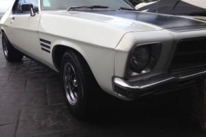 HQ MONARO COUPE