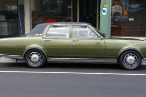 Holden HT Brougham