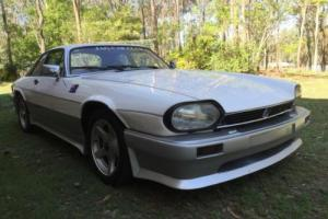 1977 Jaguar XJS, V12, 5 spd manual,