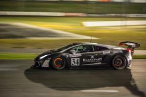 Lamborghini GT3 Gallardo Race Car