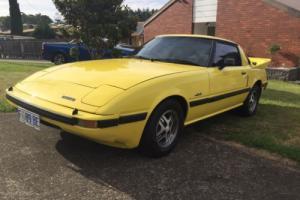 Mazda RX7 Series 2 1981 Rotary Not R100,  RX2, RX3, RX4, 240Z, 260Z, Supra GTR