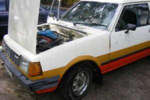 '83 MAZDA 323 PANEL VAN