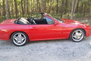 Mazda RX7 1990 Convertible. 13B turbo Manual rotary