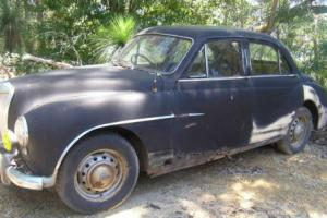 1955  M.G. Magnette Sedan MK2  -  Barn Find
