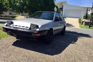 1983 nissan exa n12 turbo first gen datsun