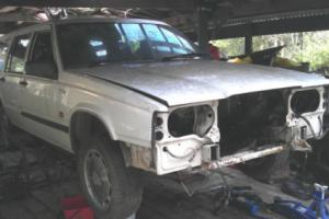 Volvo 740 Donor parts car