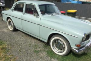 1963 Volvo 122S Amazon 2Ltr, Twin Carb, Hot Cam, Flowed Head - Quick Car Photo