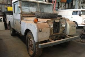 1957 Land Rover Series 1 107""