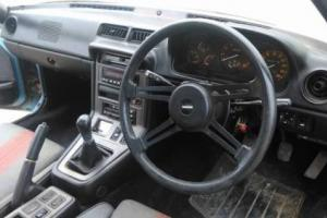 Mazda rx7 S2 12a Factory manual 89k low km ,Air con ,Real Time Capsule Photo