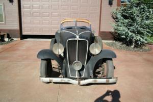 1931 Other Makes Auburn 8-98 Boat Tail Speedster Auburn Boat Tail Speedster