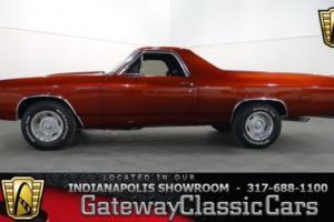 1971 Chevrolet El Camino -- Photo