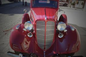 1934 Nash Advanced 8 1280 Sedan Photo