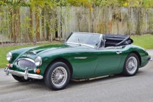 1967 Austin Healey 3000 FRAME OFF RESTORED / VERY NICE