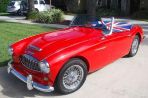 1961 Austin Healey 3000 True Roaster Photo