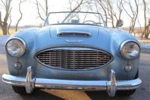 1960 Austin Healey BT7 2+2 Photo