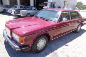 1980 Bentley Turbo R TURBO ''R''