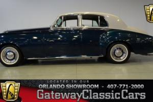 1961 Bentley S2 -- Photo
