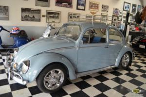 1966 Volkswagen Beetle - Classic RESTORED BEETLE