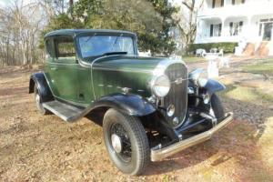1932 Buick Other business coupe