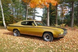 1971 Buick gsx Photo
