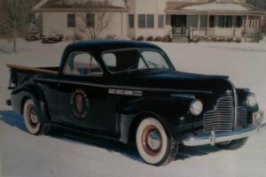 1940 Buick Roadmaster 76 S Photo