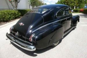 1941 Buick Series 40 Sedanette --