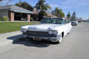 1960 Cadillac DeVille COUPE Photo