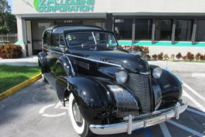 1939 Cadillac Series 75 Town Car Open Top Limo Photo