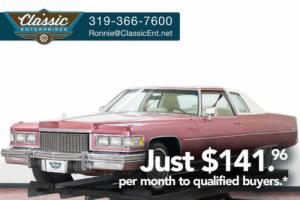 1975 Cadillac DeVille --