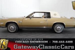 1985 Cadillac Eldorado --