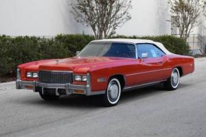 1976 Cadillac Eldorado --