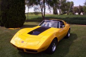 1973 Chevrolet Corvette C-3