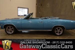 1966 Chevrolet Malibu --