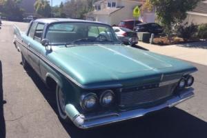 1961 Chrysler Imperial Photo