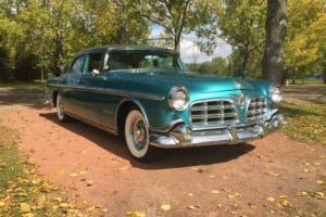 1955 Chrysler Imperial 4 Door Sedan