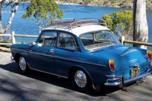 1964 Volkswagen Type III Notchback 1500 S