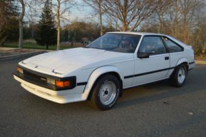 1985 Toyota Supra Photo