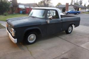1965 Dodge Other Pickups d100