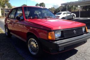 1986 Dodge OMNI GLH Omni