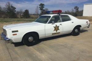 1977 Dodge Plymouth Photo