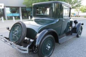 1926 Dodge Dodge Brothers Coupe 126 Photo