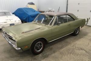 1969 Dodge Dart GTS Big Block 383, 4 speed Survivor