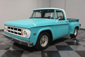 1971 Dodge D100