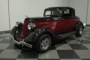 1934 Dodge 5-Window Coupe Photo