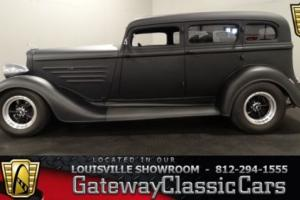 1934 Dodge Other -- Photo