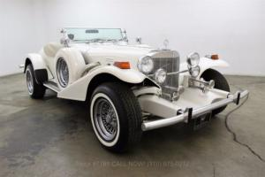 1979 Excalibur Roadster