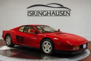 1989 Ferrari Testarossa --